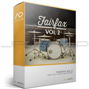 XLN Audio Addictive Drums 2: Fairfax Vol. 2