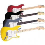 Fender Powerhouse Strat - Black