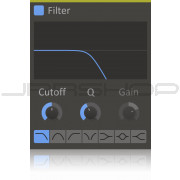 Kilohearts Filter Plugin