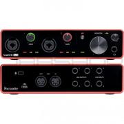 Focusrite Scarlett 4i4 USB Audio Interface