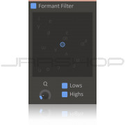 Kilohearts Formant Filter Plugin