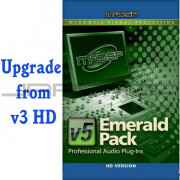 McDSP Upgrade Emerald Pack HD v3 to v6