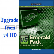 McDSP Upgrade Emerald Pack HD v4 to v6