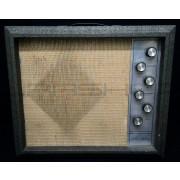 Sears Silvertone Model 1482 1960's Tube Guitar Amplifier Vintage