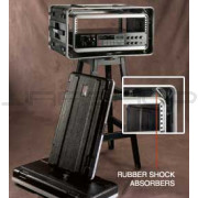 Gator G-Shock-4L 4U Polyethylene Shock Rack Case
