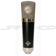 Gauge Microphones ECM-87 Stealth Black with Mic Clone Mic Modeling Plug-in