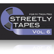 GForce The Streetly Tapes Vol. 6 Expansion for M-Tron Pro