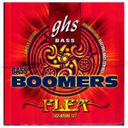 GHS Flea Signature Bass Boomers 1-Set Bass Strings