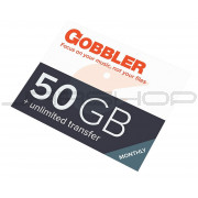 Gobbler Gobbler 50 GB Annual Plan