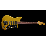 Tone Bakery Jazzbird Gold With Fender Neck