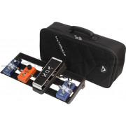 "Ultimate Support GSP-300 BK Genesis Pedalboard with Soft Case Small 20"" x 8"""