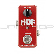 TC Electronic Hall of Fame Mini HOF Reverb Pedal - Open Box