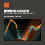 AAS Applied Acoustics Systems Harmonic Geometry Sound Bank for String Studio VS-2