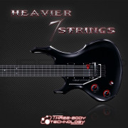 Three-Body Technology Heavier7Strings