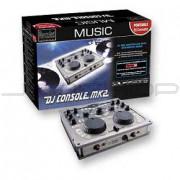 Hercules DJ-Console Dual Vinyl-Style CD Decks