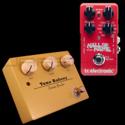 TC Electronic Hall of Fame 2 + Tone Bakery Creme Brulee Pedal Combo
