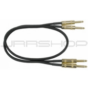 "Hosa CPR-405 Unbalanced 1/4"" to RCA 5 ft."