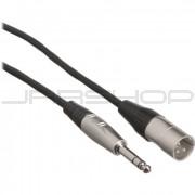 "Hosa CXS-075M Powered Speaker XLR (M) to 1/4"" TRS (M) 75 ft."