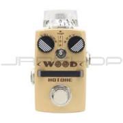 Hotone Skyline Wood Guitar Effect Pedal Acoustic Guitar Simulator