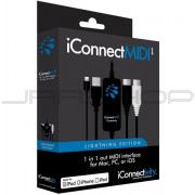 iConnectivity 154859 Iconnect Midi1 Interface Lightning Edition