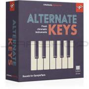 IK Multimedia Alternate Keys Unconventional Keyboard Instruments for Sampletank