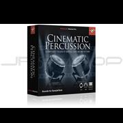 IK Multimedia Cinematic Percussion for Miroslav Philharmonik 2 and SampleTank 3