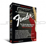 IK Multimedia AmpliTube 4 + Fender 1 Power DUO Bundle