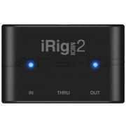 IK Multimedia iRig MIDI 2 Interface for iPhone/iPod touch/iPad