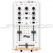 IK Multimedia iRig MIX DJ-Style Mixer for IOS Devices