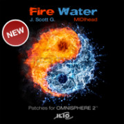 ILIO Fire Water Patches for Omnisphere 2.1