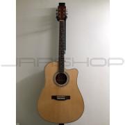 Ace GS Spruce Acoustic Electric Guitar with Spruce Top and Mahogany Back and Sides