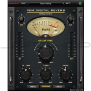 Plug & Mix Digital Reverb