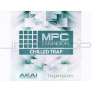 Akai Chilled Trap MPC Expansion Pack