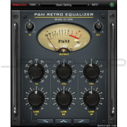 Plug & Mix Retro Equalizer