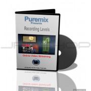 Puremix Recording Levels