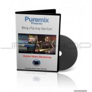 Puremix Mixing a Pop song Open Eyed