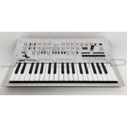 Korg Minilogue Analogue Synthesizer Keyboard + Aluminum Knob Kit Bundle
