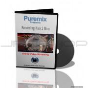 Puremix Recording Bass Drum 2 Mics