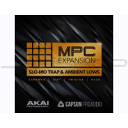 Akai Slo-Mo Trap & Ambient Lows MPC Expansion Pack