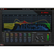 Plug & Mix E-Max Ultimate Precision Linear Phase Equaliser