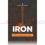 UJAM Instruments Virtual Guitarist IRON Plugin