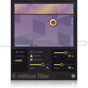 iZotope Mobius Filter Plugin