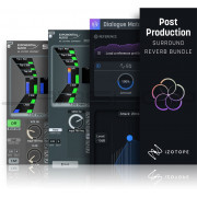 iZotope Post Production Surround Reverb Bundle Crossgrade RX Post Production Sui