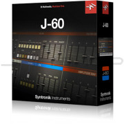 IK Multimedia Syntronik J-60 Synth Instrument