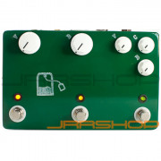 JHS Pedals Green Tea 3 in 1 Bass Utility