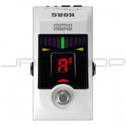 Korg PitchBlack White Chromatic Tuner Pedal