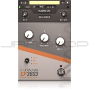 Kuassa CP3603 Compressor FX Engine Plugin