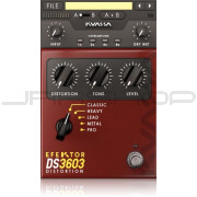 Kuassa DS3603 Distortion FX Engine Plugin
