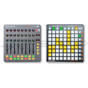 Novation Launch Control XL + Launchpad S Ableton Live MIDI Controller Combo
