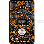 Aural Dream Legend Formant Synthesizer Pedal